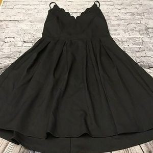 SHEIN Little Black Dress
